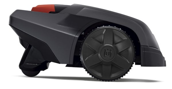 Automower 105 side view