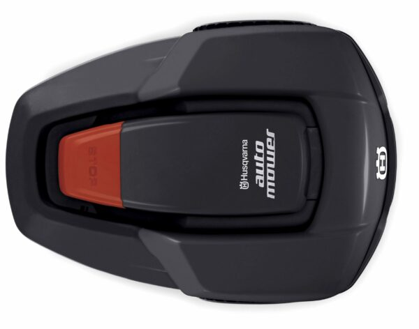 Automower 105 aerial view