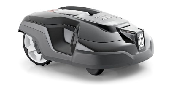 Automower 310 front side view