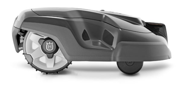 Automower 310 side view