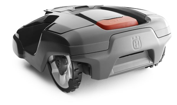 Automower 315 back view