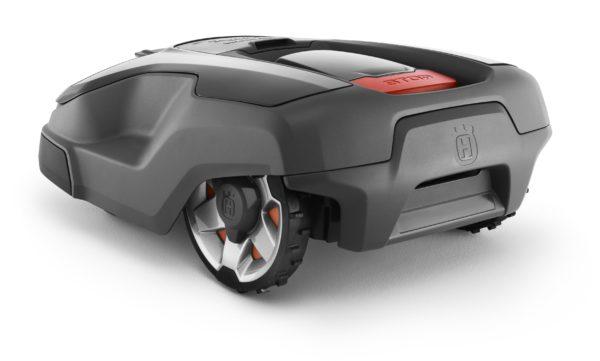 Automower 315X back view
