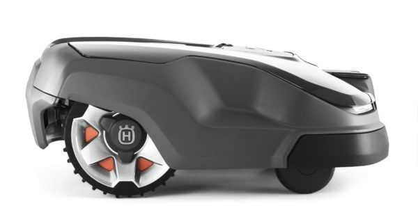 Automower 315X side view
