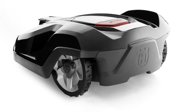 Automower 420 back view