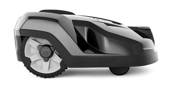 Automower 420 side view