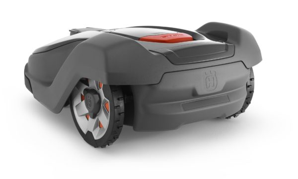 Automower 430X back view