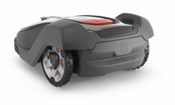 Automower 430X back view