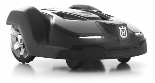 Automower 450X front side view