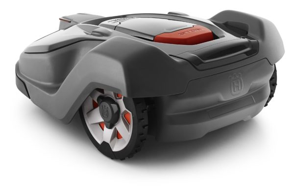 Automower 450X back view