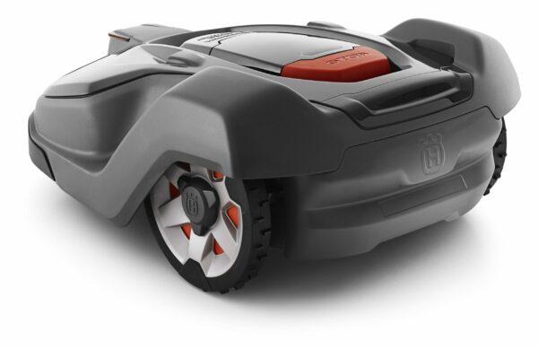 Automower 450X back view