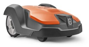 Automower 520 front side view