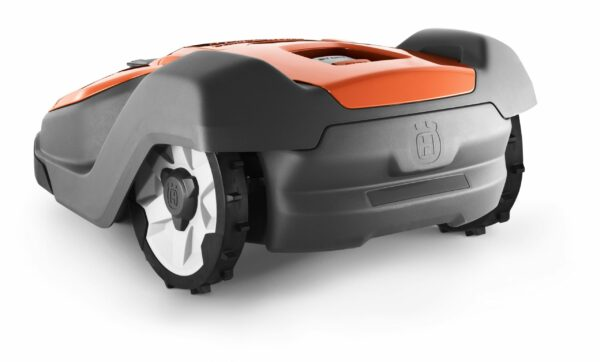 Automower 550 back view