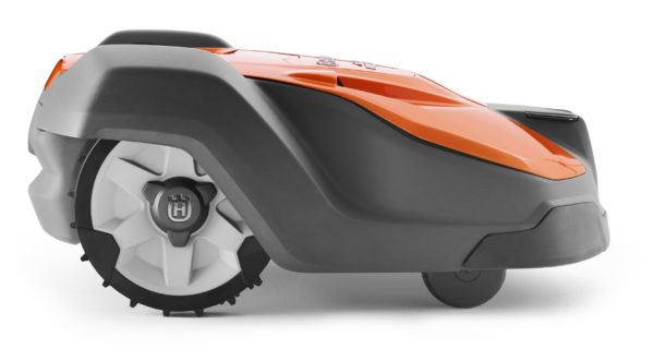 Automower 550 side view