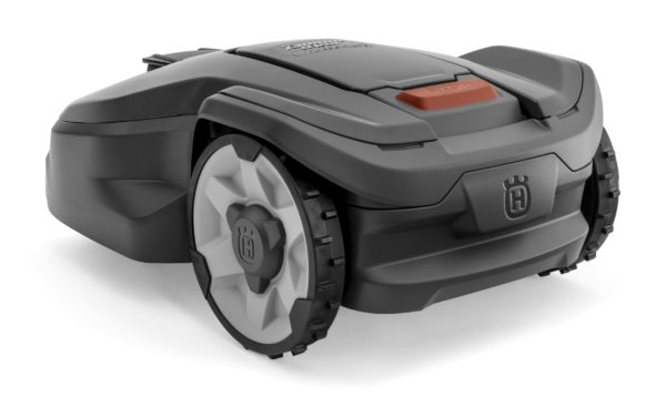 Automower 305 back view