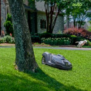 Automower 430X on lawn