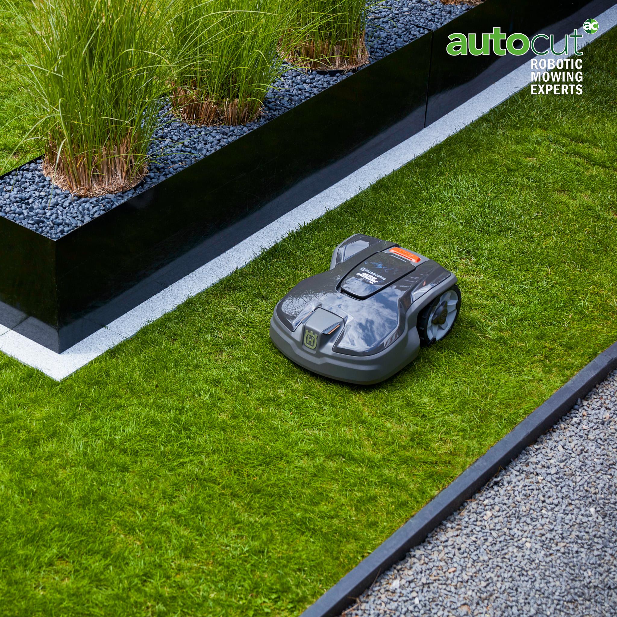 Meet the Mower: Automower® 305