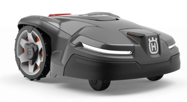 Meet the Mower: Automower® 405X