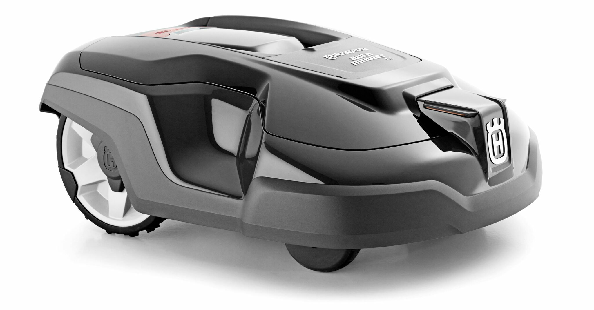 Automower 315 side view