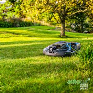 Automower 315 on lawn